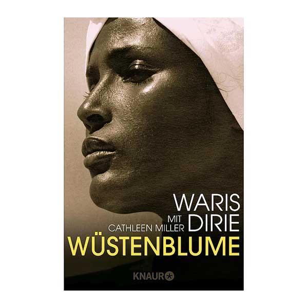 Buch Wüstenblume von Waris Dirie Knaur Verlag