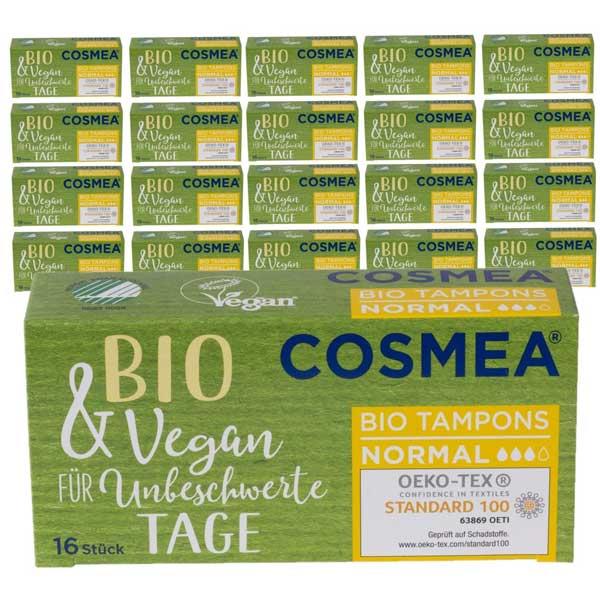 Cosmea Bio Tampons vegan