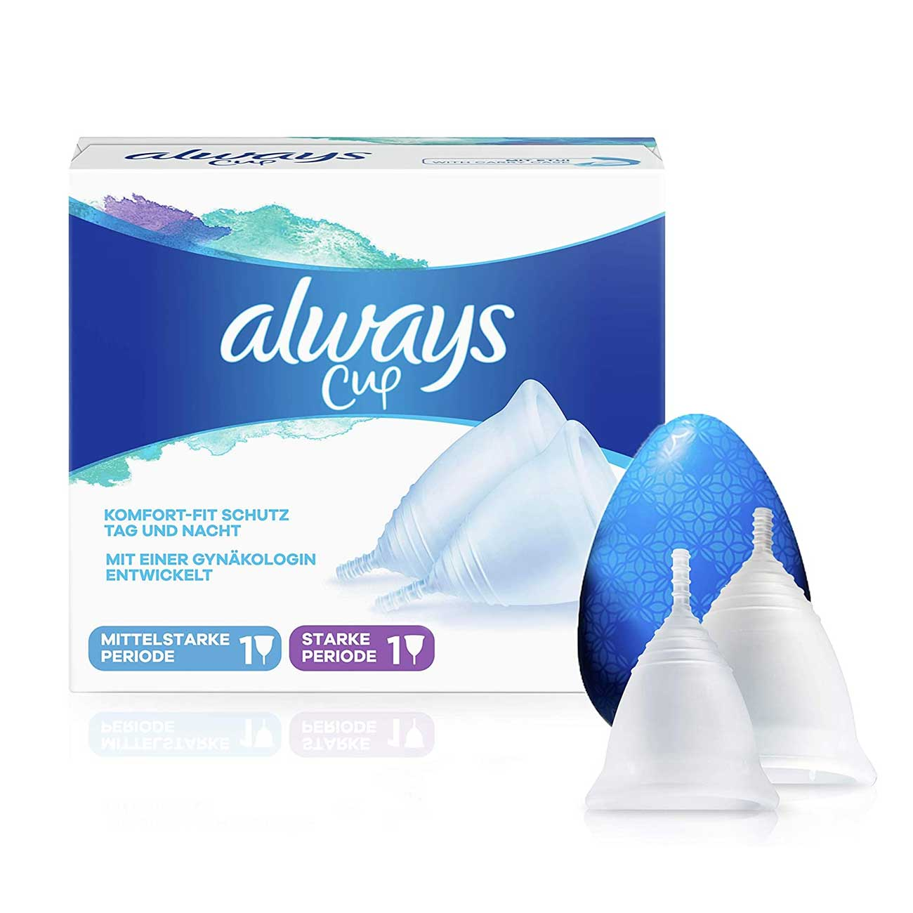 Menstruationstasse Always Cup